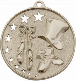 Dance Stars Medal Silver