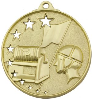 Lifesaving Stars Medal Gold