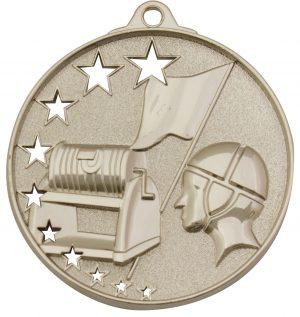 Lifesaving Stars Medal Silver