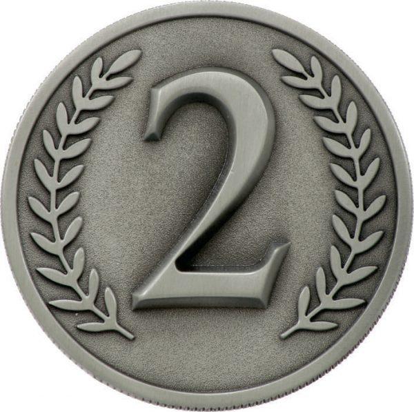 Second Place Prestige Medal