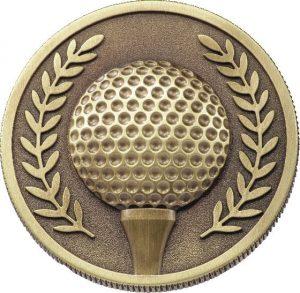 Golf Prestige Medal