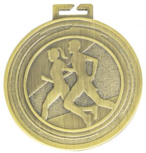 Running Aura Loop Medal
