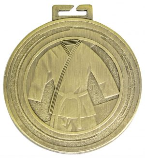 Martial Arts Aura Loop Medal