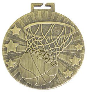 Basketball Cosmos Loop Medal