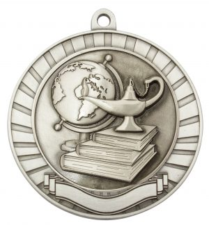 Eco Scroll Academic Silver