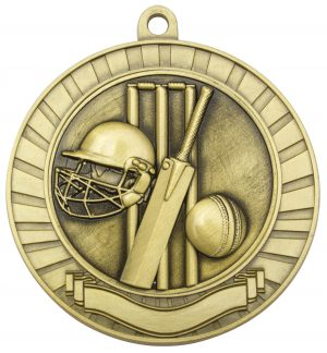 Eco Scroll Cricket Gold