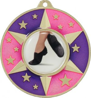 Dance Medal Insert Option