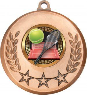 Laurel Medal Tennis Bronze