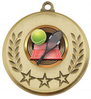 Laurel Medal Tennis Gold