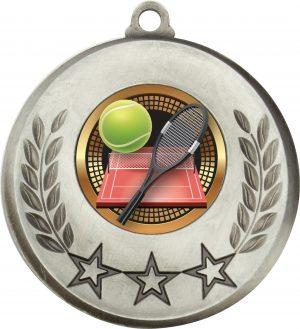 Laurel Medal Tennis Silver