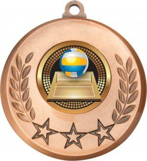 Laurel Medal Volleyball Bronze