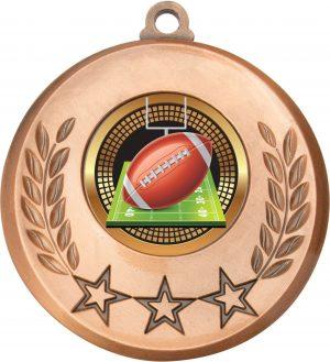 Laurel Medal Gridiron Bronze