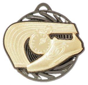 Track Vortex Medal Gold