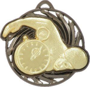 Swim Vortex Medal Gold