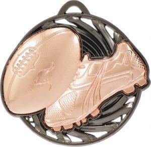 Aussie Rules Vortex Medal Bronze