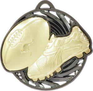 Aussie Rules Vortex Medal Gold