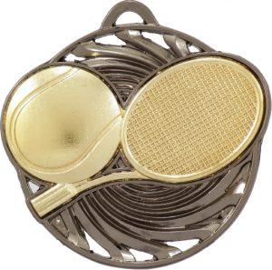 Tennis Vortex Medal Gold