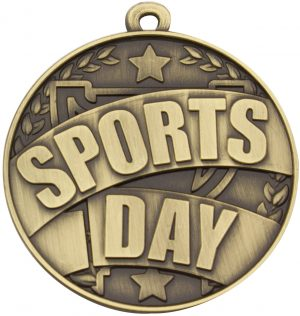 Sports Day Gold Medal