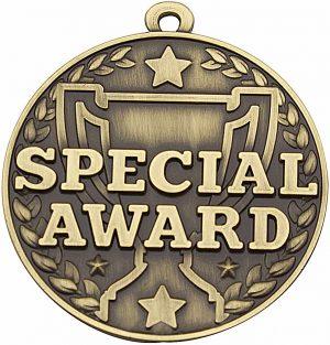 Special Award Gold Medal