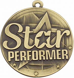 Star Performer Gold Medal
