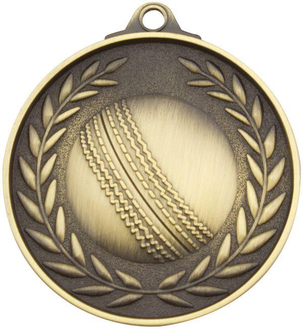 Cricket Wreath - Antique Gold