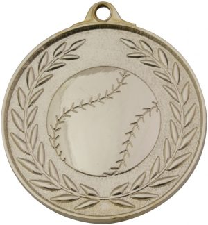 Baseball Classic Wreath Silver