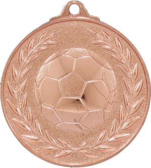 Soccer Classic Wreath Bronze