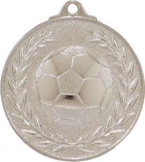 Soccer Classic Wreath Silver