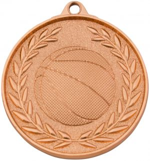Basketball Classic Wreath Bronze