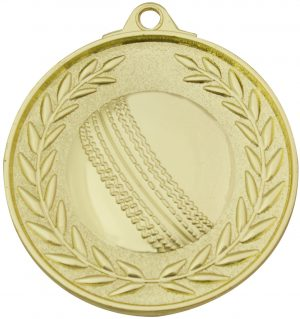 Cricket Classic Wreath Gold