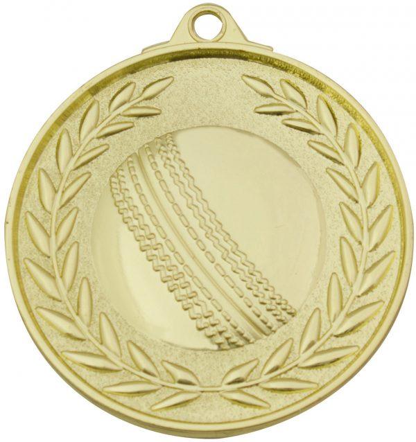 Cricket Classic Wreath Gold