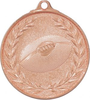 Aussie Rules Classic Wreath Bronze