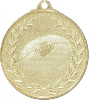 Aussie Rules Classic Wreath Gold