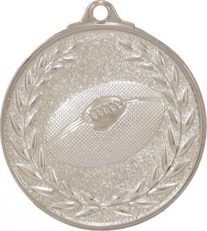 Aussie Rules Classic Wreath Silver