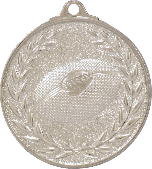 Aussie Rules Classic Wreath Silver