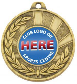 Heritage Medal Gold