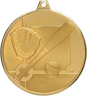 Baseball Glacier Frosted Gold