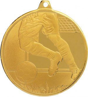 Soccer Glacier Frosted Gold