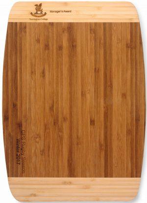 Bamboo Board 35cm