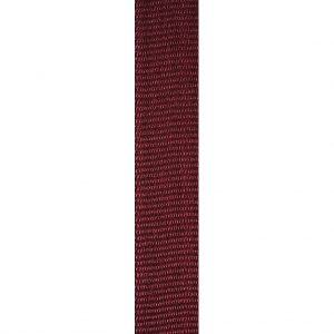 Maroon Loop Ribbon 12mm