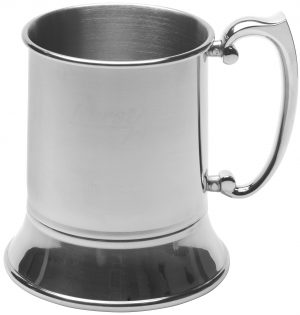 Stainless Steel Tankard 20oz