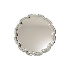 Metal Ornate Tray 300mm