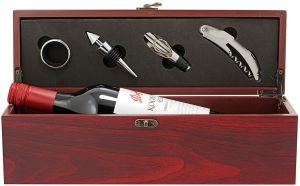 Timber Wine Gift Box
