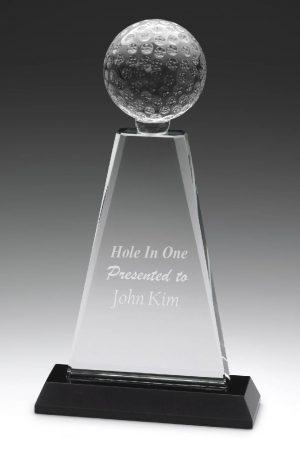 Golf Integrity Glass 230mm
