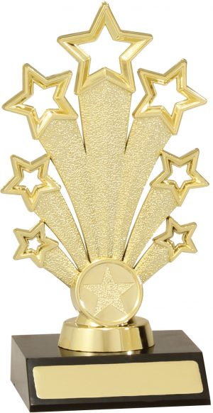 Gold Stars Fanfare 175mm