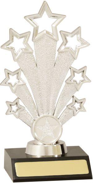 Silver Stars Fanfare 175mm