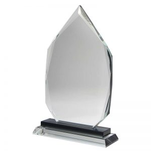 Crystal Award Ash Base Small 180mm